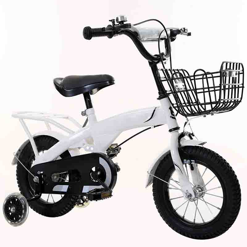 Children's Bicycle 12 14 16 18 Inch with Rear Seat Baby  Big Children-in Bicycle from Sports & Entertainment    2