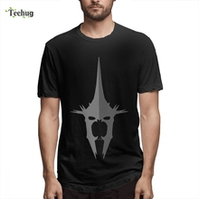Lord Of The Rings The Return Of The King Helmit T-Shirt Vintage For Unisex Free Shipping Custom Pure Cotton Tee For Boy starpad for free shipping for earth eagle king dd350e the hand 6 c direction