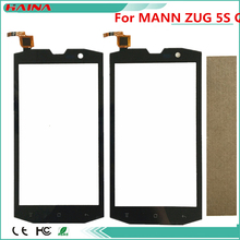 Mobile Phone Touch Screen Sensor For MANN ZUG 5S Q Touchscre