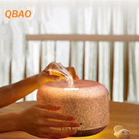 Essential Oil Diffuser Wood 250ml 12V 4Colors Option Diffuser Ultrasonic Humidifier Aromatherapy Mist Maker For Office