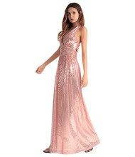 robe de soriee New Long Maix Dresses Black Sequins Prom Party 2019 Cross Back Evening Gowns Vestido De Festa Longo