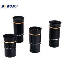Best Buy SVBONY 1.25 Eyepiece Kit 6/9/15/20mm 66 De Telescope Ultra Wide Angle FMC Eyepiece Kit for Astronomy Monocular Telescope W2559