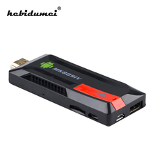 MK809IV Smart TV Stick 2 ГБ 8 ГБ для Android TV Box Беспроводной ключ Android Мини PC Quad Core RK3188T WI FI Bluetooth ТВ стикер для метаний в играх