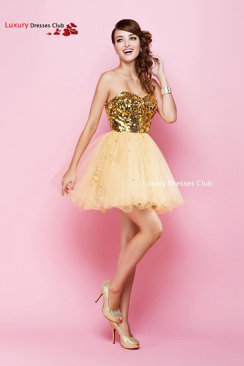 Perfecto Vestidos De Oro Para Dama Colección - Colección de Vestidos ...