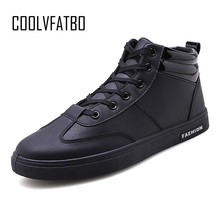 COOLVFATBO Men Shoes Spring and Autumn Lace-up Style Breathable Fashion Trend Youth Canvas Students Men Vulcanize Shoes