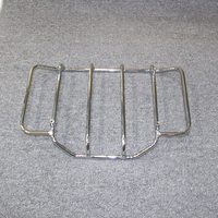 Motorcycle Luggage Rack Carrier Systems For Harley Touring Models Road King Street Gilde 2014 2018