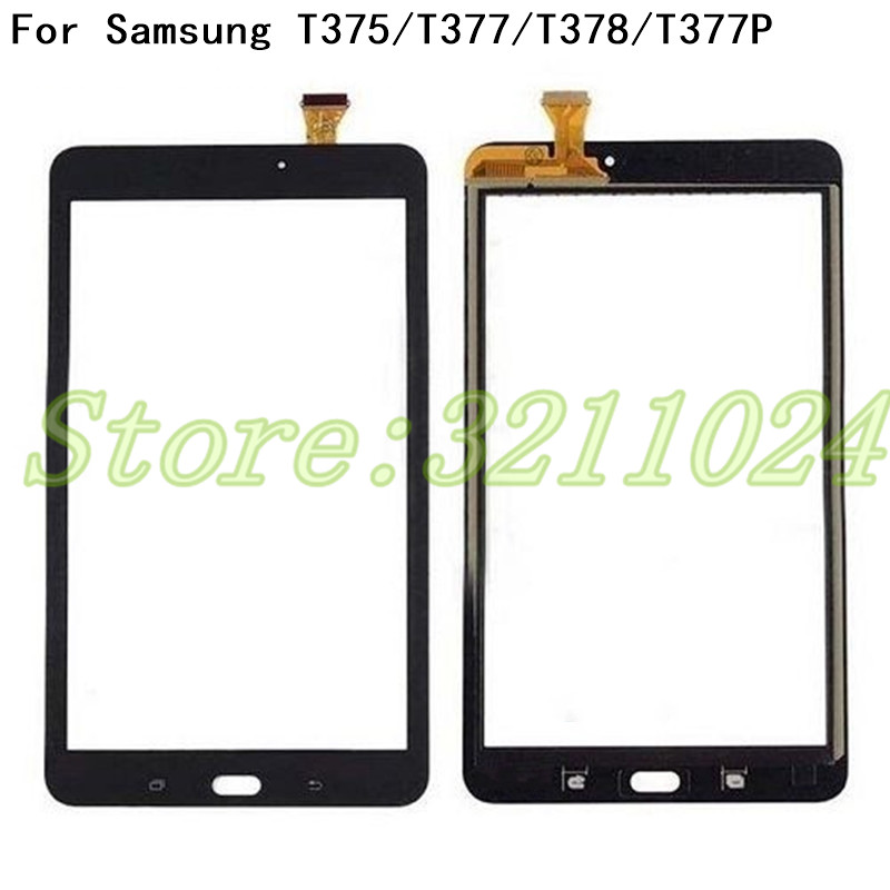 Good quality New For Samsung Galaxy Tab E 8.0 T375 T377 T378 T377P LCD Outer Touch Screen Digitizer Front Glass SensorGood quality New For Samsung Galaxy Tab E 8.0 T375 T377 T378 T377P LCD Outer Touch Screen Digitizer Front Glass Sensor