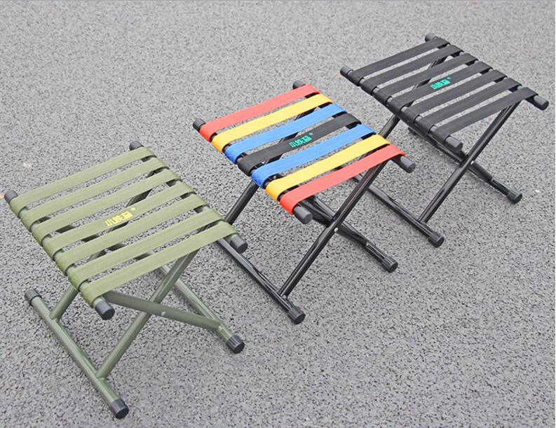 все цены на Multipurpose portable Outdoor folding chair Fishing stool Beach chairs Camp stool