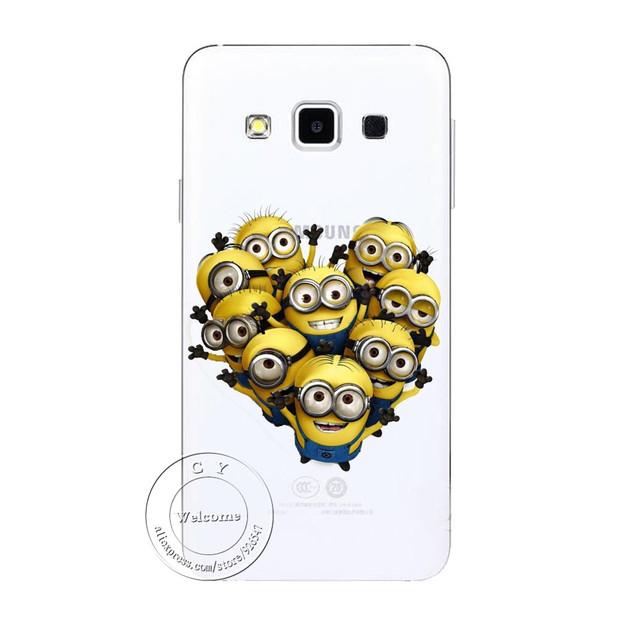 Etui z minionkami i inne wzory Samsung Galaxy