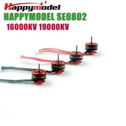 1/2/4 sztuk Happymodel SE0802 1-2S 16000KV 19000KV mini bezszczotkowy silnik do Mobula7 Snapper7 RC Drone multicoptera część Accs