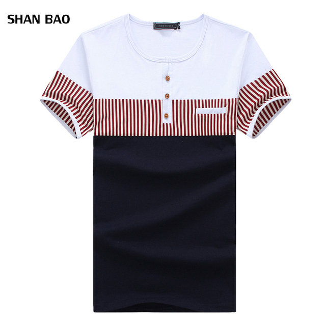 Men's Tops Tees 2017 summer new cotton O Neck short sleeve t shirt men fashion trends fitness tshirt slim fit mens tee shirt 5XL