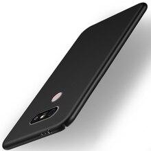 Matte Hard For LG G6 Case Full Protection Slim Back Cover For LG G4 G3 G5 G7 Q6 K10 2017 2018 Q8 V10 V20 v30 Phone Cases Coque
