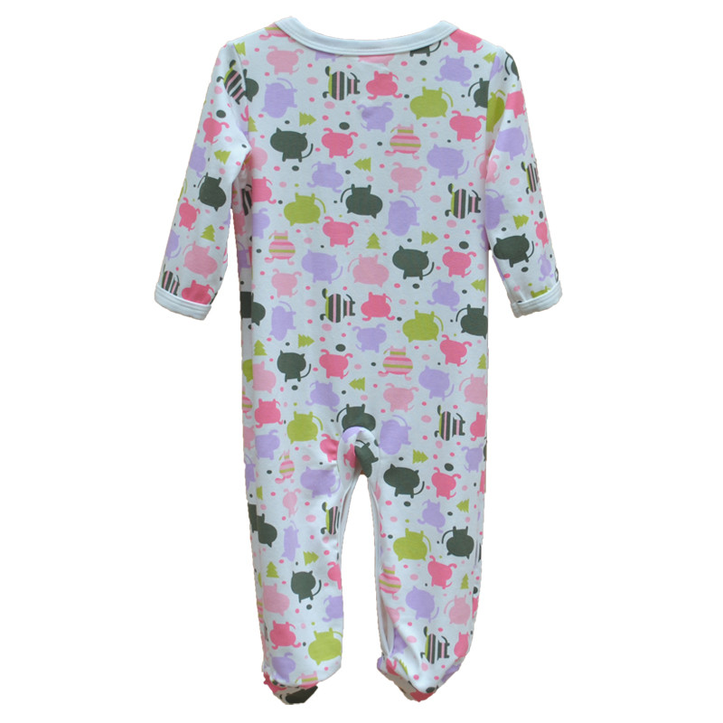 Brand Newborn Baby Clothes Cute Cartoon Baby Costume Girl Boy Jumpsuit Clothing Spring Autumn Cotton Romper Body Baby Clothes 14