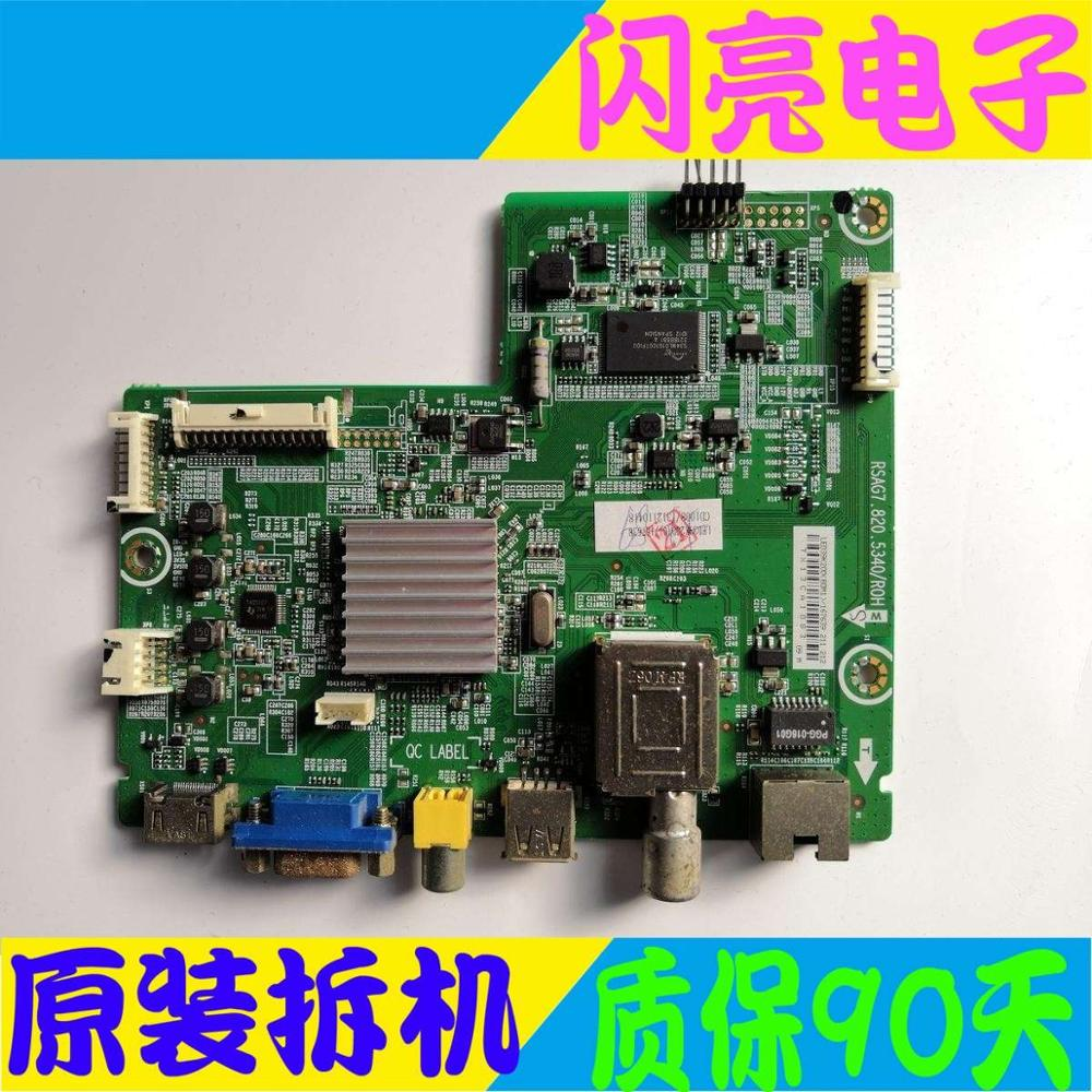 Main Board Power Board Circuit Logic Board Constant Current Board Led 32f2200ce Motherboard 35016852 Screen 112yt Audio & Video Replacement Parts