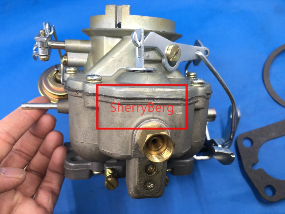 New Carburetor Carb For Chrysler 318 Engine Carter Bbd