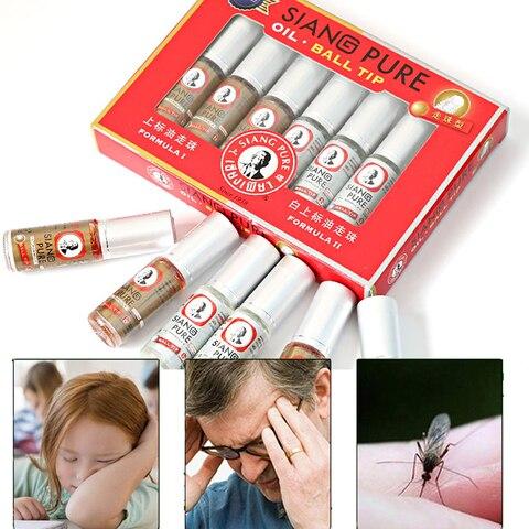 oleo essencial dor de cabeca alivio fadiga