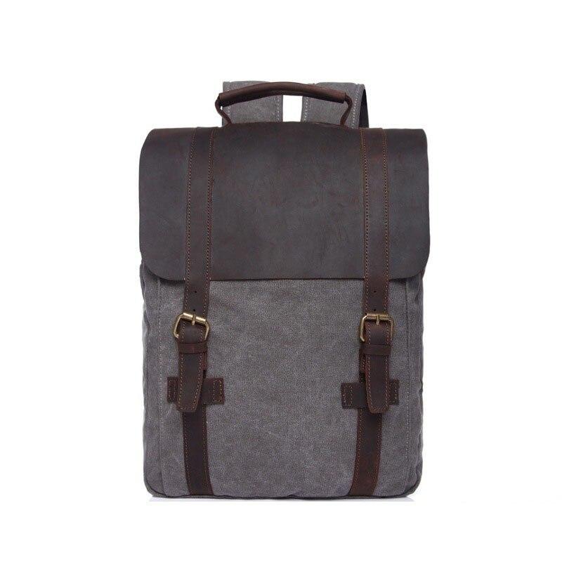 Simple sauvage cartable sac à dos Design USB charge hommes sac à dos 2019 nouvelle pochette d'ordinateur sac à dos qualité classique adolescent sac à dos