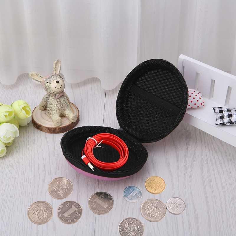 المحمولة البسيطة غطاء واقٍ مزخرف لهاتف آيفون حقيبة صندوق تخزين الحقيبة ل SD TF بطاقة سماعة سماعة