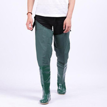 New Arrival Waterproof Fishing Waders Women and Men Hip Waders Wear-resistant Water Pants Overalls  Waders Respirant