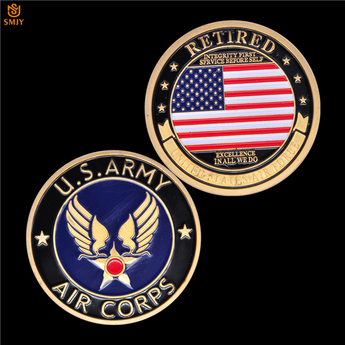 Challenge Coin United States Army We Make The Odds!