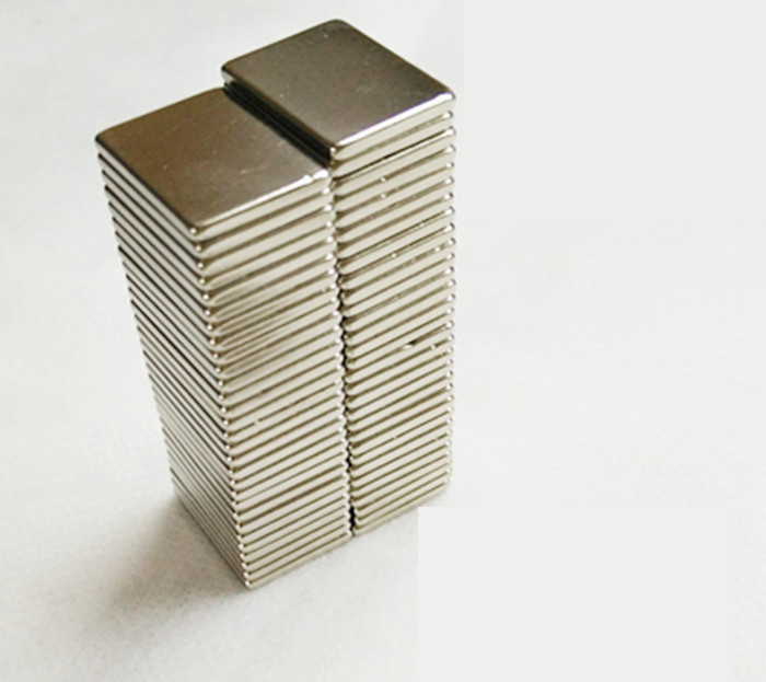 15PCS 20 15 2mm permanent neodymium magnet N52 N42 block magnets 20X15X2MM in Magnetic Materials from Home Improvement