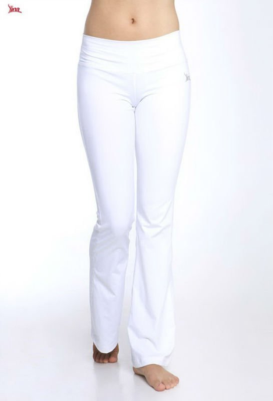 white dance pants - Pi Pants