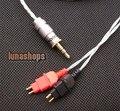 DIY Hifi Silver updated Cable for Sennheiser HD580 HD600 HD650 Headphone Headset
