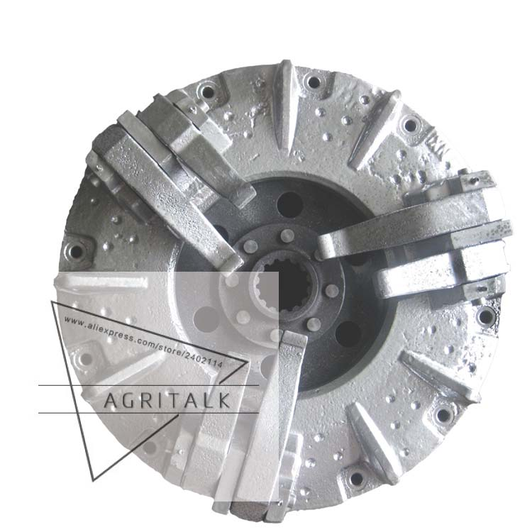 YTO LX series tractor parts,the clutch assembly with extra PTO disc, part number: clutch clutch disc clutch