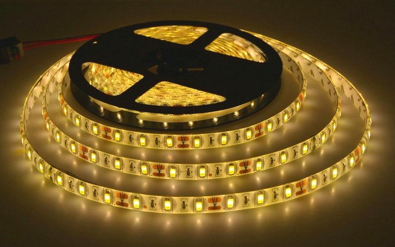 Супер Жарық 5730 Жарық диодты жолағы IP65 - LED Жарықтандыру - фото 4