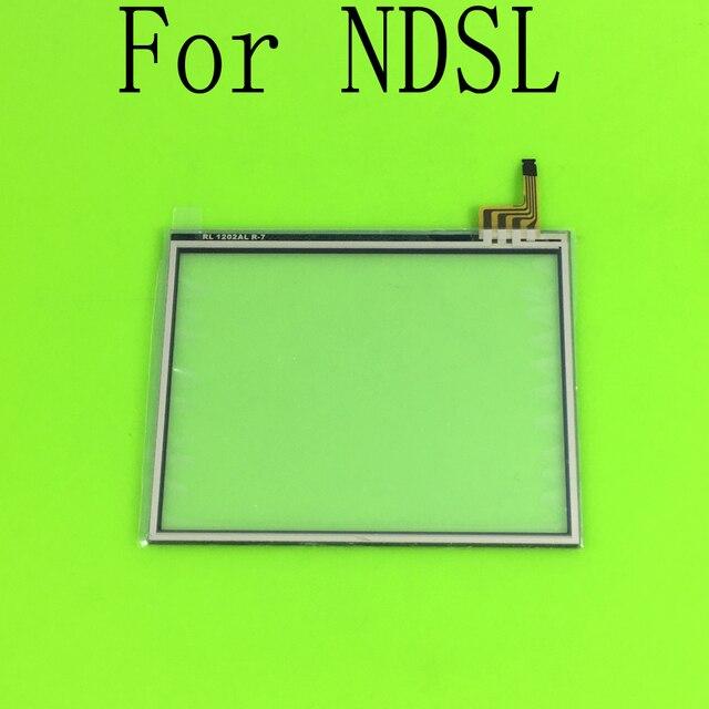 10 قطع شاشة اللمس محول الأرقام استبدال إصلاح أجزاء لنينتندو ds لايت dsl ndsl