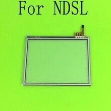 Pièces de rechange de rechange de numériseur décran tactile de 10 pcs pour Nintendo DS Lite DSL NDSL