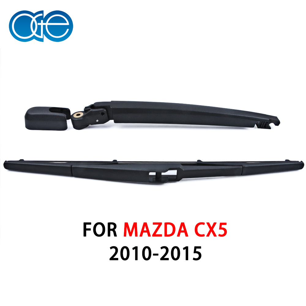OGE Premium Rear Wiper Arm and Blade For <font><b>Mazda</b></font> <font><b>CX5</b></font> From 2010 to 2015 Windshield Car Auto Accessories image