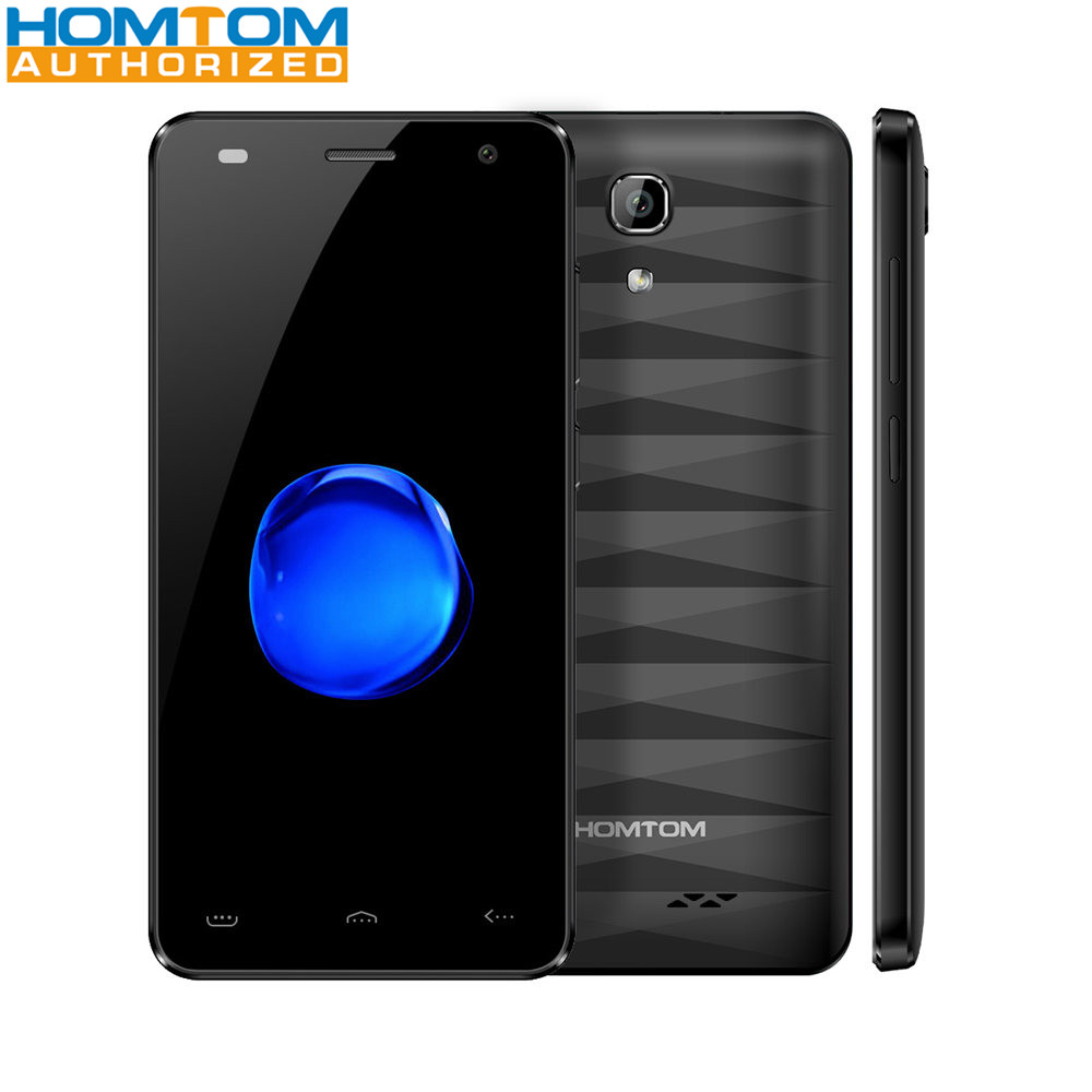 HOMTOM HT26 4G Smartphone 4 5 inch Android 7 0 Quad core MTK6737 1 3GHz 1GB