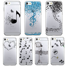 Musical Phone Cover Case For iPhone