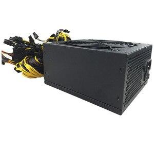 Image 3 - 2000W מחשב ספק כוח עבור Bitcoin כורה ATX 2000W פיקו PSU Ethereum 2000W ATX אספקת חשמל Bitcoin 12V V2.31 ETH מטבע כרייה