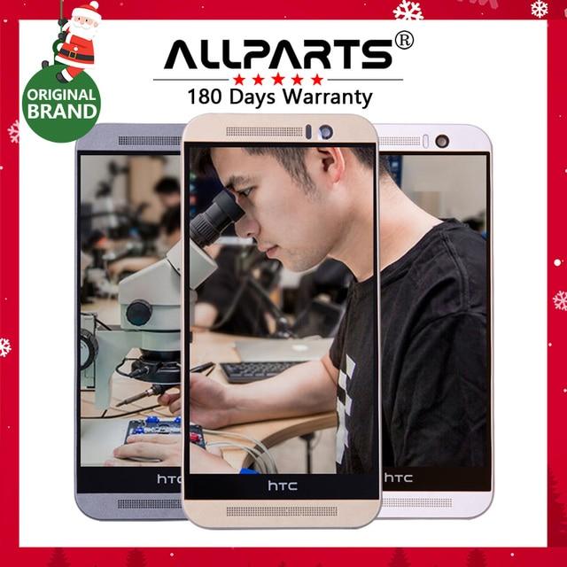"""100% оригинал 5 """"HTC One M9 сенсорный ЖК-экран HTC One M9 дисплей планшета Ассамблея Запасные части M9E M9W"""