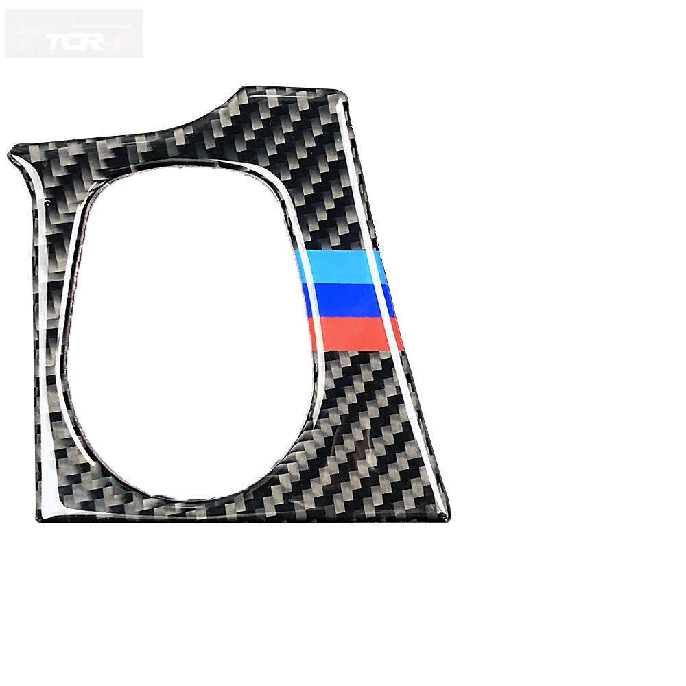 For BMW F30 F343 Series Accessories interior Carbon Fiber