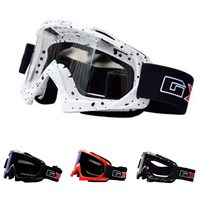 100 Brand New High Quality Motocross Goggles Anti Distortion Dust Proof Motorcycle Goggles Ski Goggles Windproof