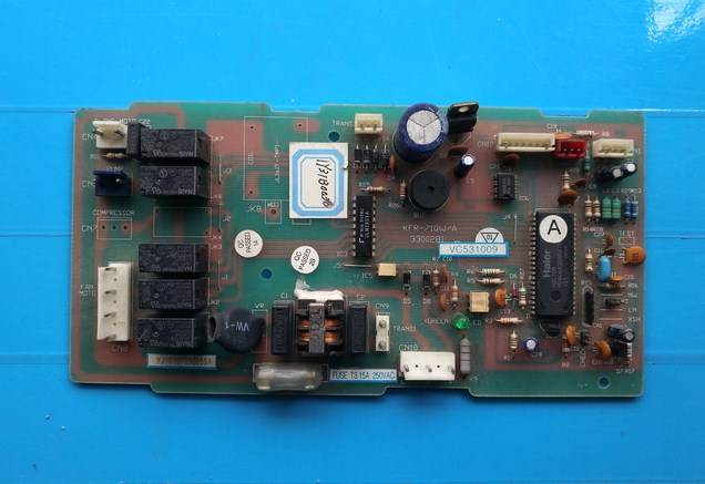 For KFR-71QW/A 3300281 Good Working Tested