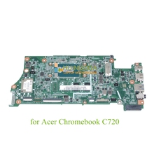 DA0ZHNMBAF0 REV F NBSHE11007 for acer Chromebook C720 laptop motherboard 2957U SR1DV CPU 2gb ram on board