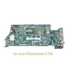 NOKOTION DA0ZHNMBAF0 REV F NBSHE11007 for acer Chromebook C720 laptop motherboard 2957U SR1DV CPU 2gb ram