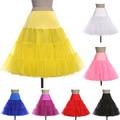 Noiva curto Petticoat Nupcial Underskirt Mulheres Saia Crinolina TUTU Plus Size