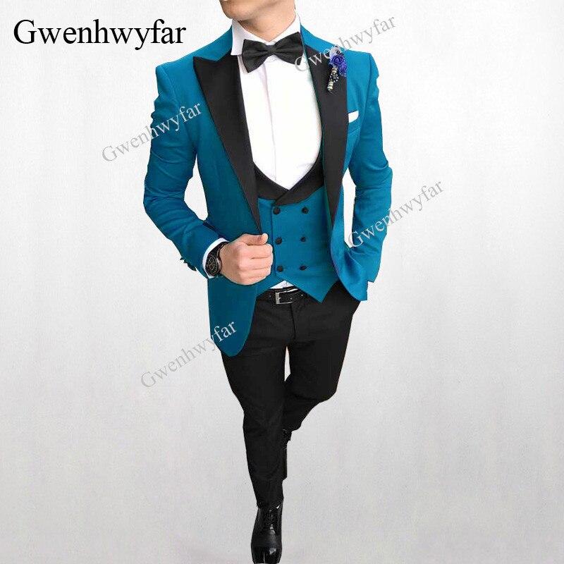 Classic Beige Silk Tie Set Brown Stripe Mens Necktie Wedding Cufflinks C-656