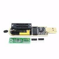 TENSTAR ROBOT CH341A 24 25 Serie EEPROM Flash BIOS USB Programmeur met Software & Driver