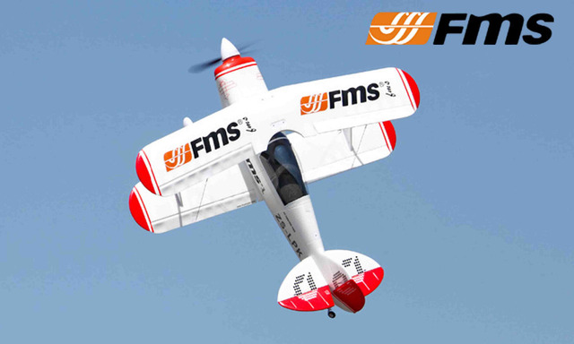 FMS 1400MM / 1.4M Pitts PNP Biplane Gaint Aerobatic 3D Big Scale Radio Control RC Model Plane aircraft 100% Original FMS Newest