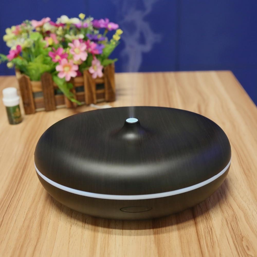 Aromacare 400ml barvit spreminjajoč se lahki lesnozrnati vlažilnik - Gospodinjski aparati - Fotografija 3