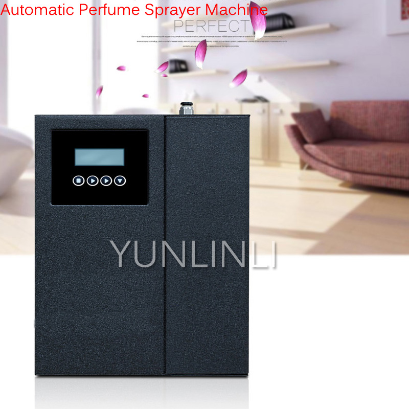 все цены на Automatic Perfume Sprayer Machine Commercial Fragrance Dispenser Essential Oil Diffuser For Home Hotel Office S70 онлайн