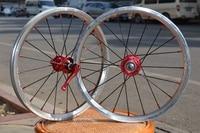KINETIH 16inch 305 wheelset bmx bike wheelset folding bike kinlin wheelset 10T 9T BYA412