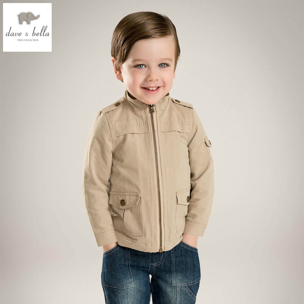 DB3104 dave bella spring boys best seller collar jackets