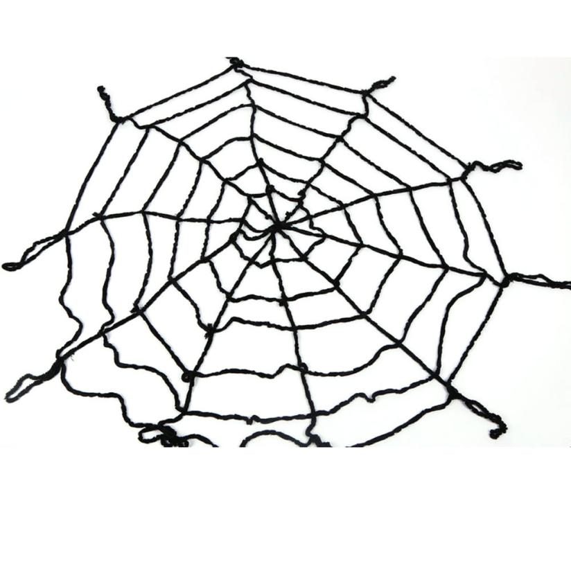 new halloween decorations and props halloween spider web home bar decoration halloween party decoration supplies hot sale - Halloween Decoration Sale